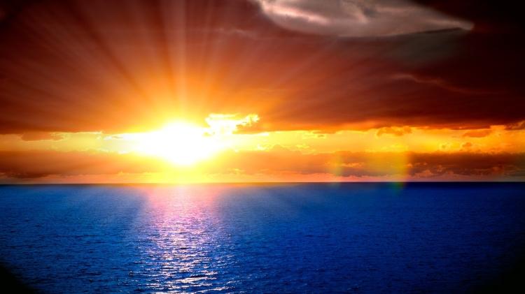 sun_beams_sky_horizon_orange_decline_light_ripples_sea_26661_1920x1080