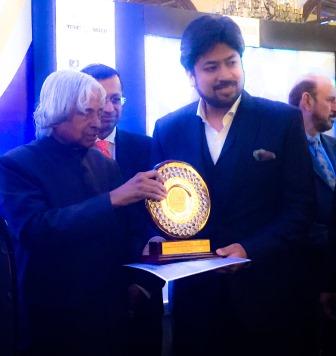 IMGWith Former President Shri APJ Abdul Kalam Azad